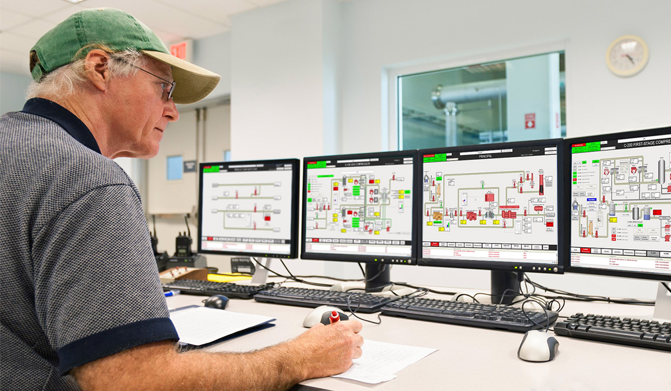 Oil And Gas Scada And Automation